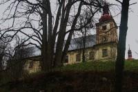 zámek před rekonstrukcí