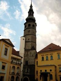 zámecká věž zámku Tovačov