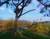 Park Abácie ve Valašském Meziříčí