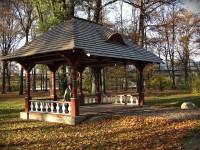 Zámecký park Kinských ve Valašském Meziříčí