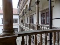 Na zámku v Bučovicích
