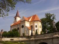 kostel sv Jana Křtitele