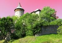 Za trochou historie na hrad - Kunětická hora