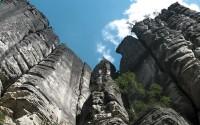 Za dobrodružstvím do bludištěTeplického skalního města v Teplicích nad Metují