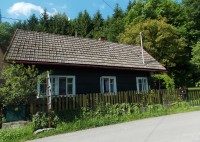 Údolím Velkého Skalníka - místní částí Vsetína