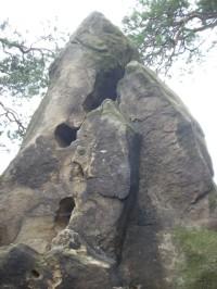 Břestecká skalka