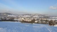 Vánoční okruh Kozlovice - Hukvaldy biskupská obora