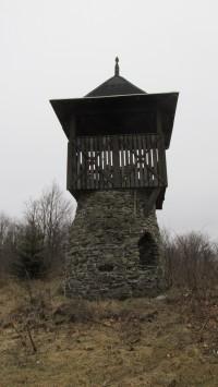 Kysucké Beskydy - na rozhlednu Kamenité