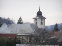 Kostelík zachráněn