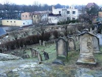 Židovský hřbitov v Rakovníku