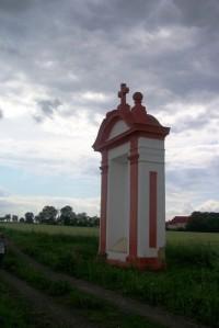 Kaplička na poutní cestě