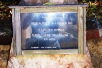 Tetín, starý hřbitov