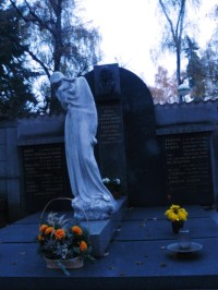 Hrobka rodiny Ottovy