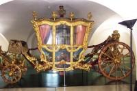 Troyerův kočár, Arcidiecézní muzeum, Olomouc