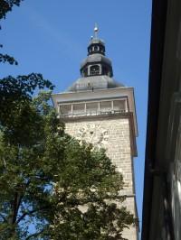 Černá věž - České Budějovice