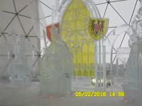 Ledárium ve Špindlerově mlýně - nic pro nelyžaře