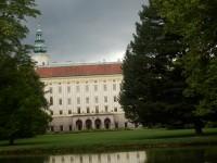 S mrňaty vlakem do Podzámecké zahrady v Kroměříži