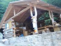 Lesní bar - Horní Lipová