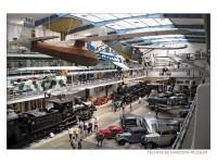 Expozice národního technického muzea