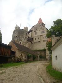Pernštejn, král moravských hradů