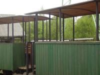 otevřené vozy pro turisty
