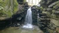 Vodopád Helkovice