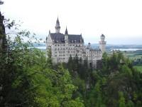 zámek Neuschwanstein