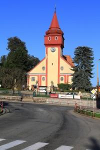 Světlá nad Sázavou - kostel