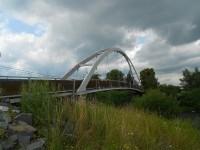 Cyklomost přes Bečvu