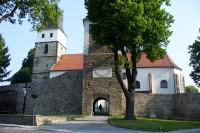 Kostel - Velká Bíteš