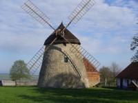 Větrný mlýn - Kuželov