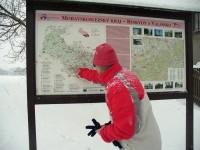 Zimní putování - 1 - Puntík / Okolí Nového Jičína