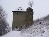 Zimní putování - 3 - Starojický hrad