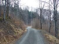 Cestou na Opálenou