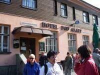 Dolní Lomná - Hotel Pod Akáty
