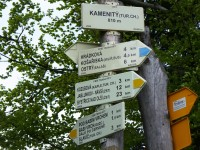 Turistická chata Kamenitý