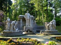 Památník Priessnitze
