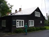 Komorní Lhotka - finská sauna