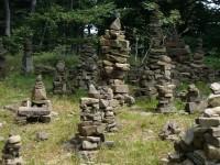 Kamenné mohyly na Tanečnici