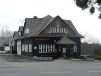 Turistická chata Na Trojáku