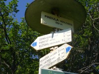 Beskydy : Pindula - Radhošť - Pustevny - Kunčice pod Ondřejníkem