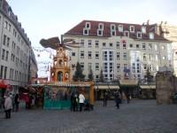 Vánoční trhy v Německu vlakem nejlevněji - 1.díl Drážďany