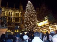Vánoční trhy v Německu vlakem nejlevněji - díl 3 Mnichov
