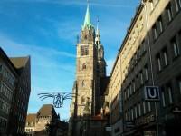 Vánoční trhy v Německu vlakem nejlevněji - 4.díl Norimberk