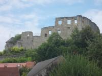 Zřícenina hradu Laaber