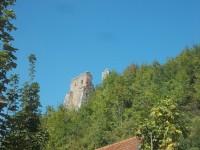 Winzer, pohled od obce
