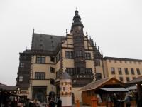 Schweinfurt, město a vánoční trhy