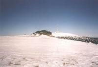 Praděd: Pohled na vrchol