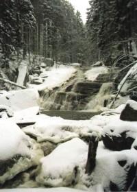 Vodopád Černé Desné