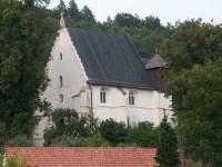 Kostel ve Svaté Kateřině